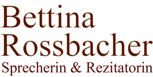 Logo Bettina Rossbacher