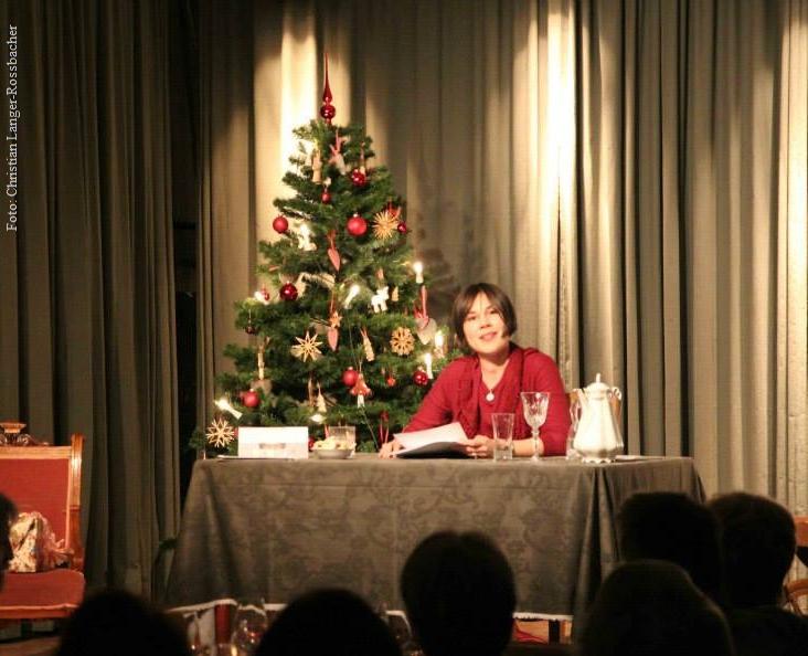 Bettina Rossbacher: Literarisches Weihnachten 2013